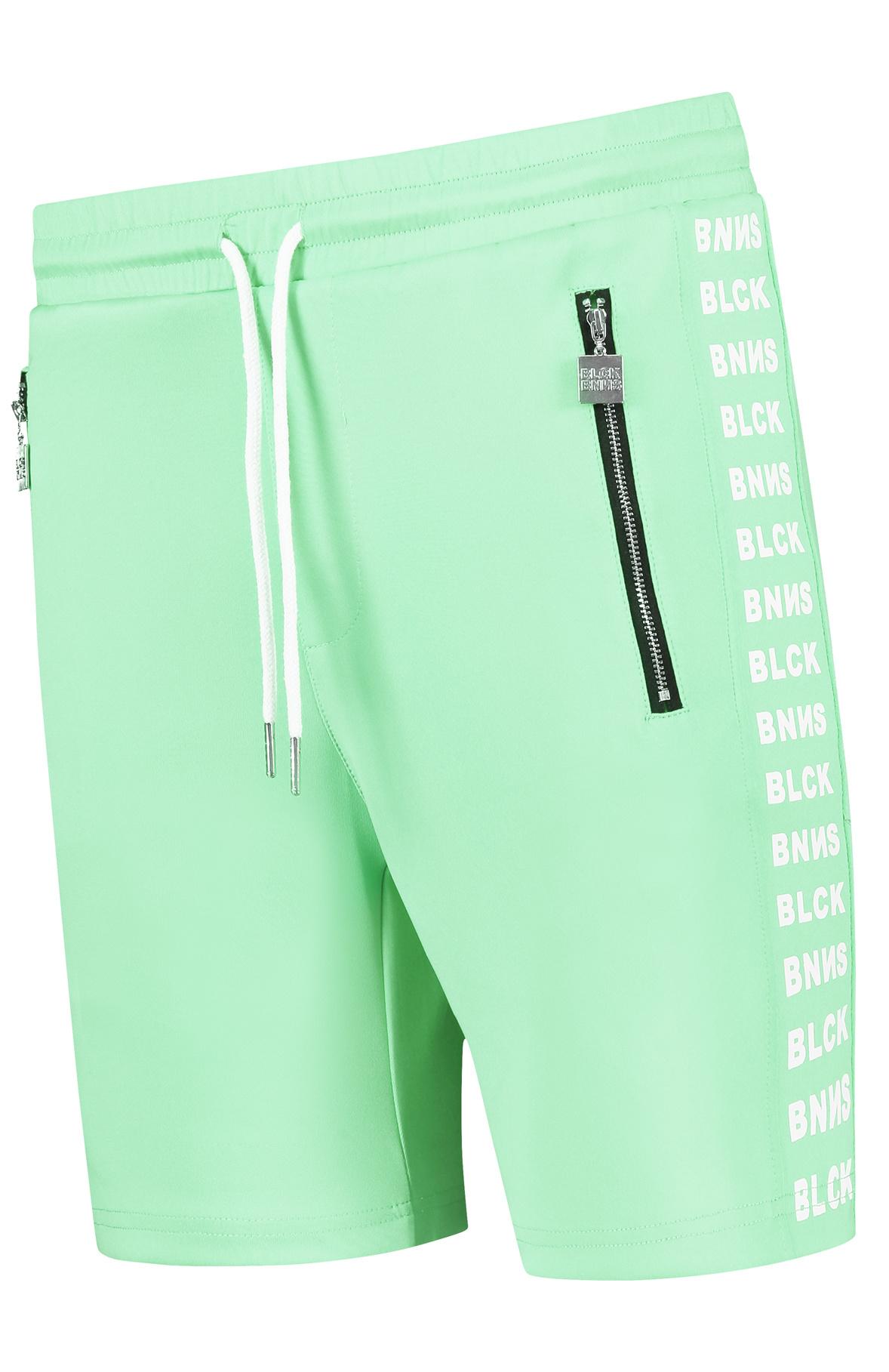 Black Bananas BLCK New York Short mint green