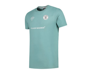 Black Bananas BLCK F.C. basic tee mint green