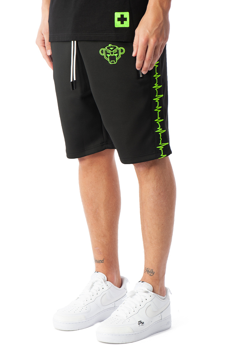 Black Bananas BLCK Lifeline short