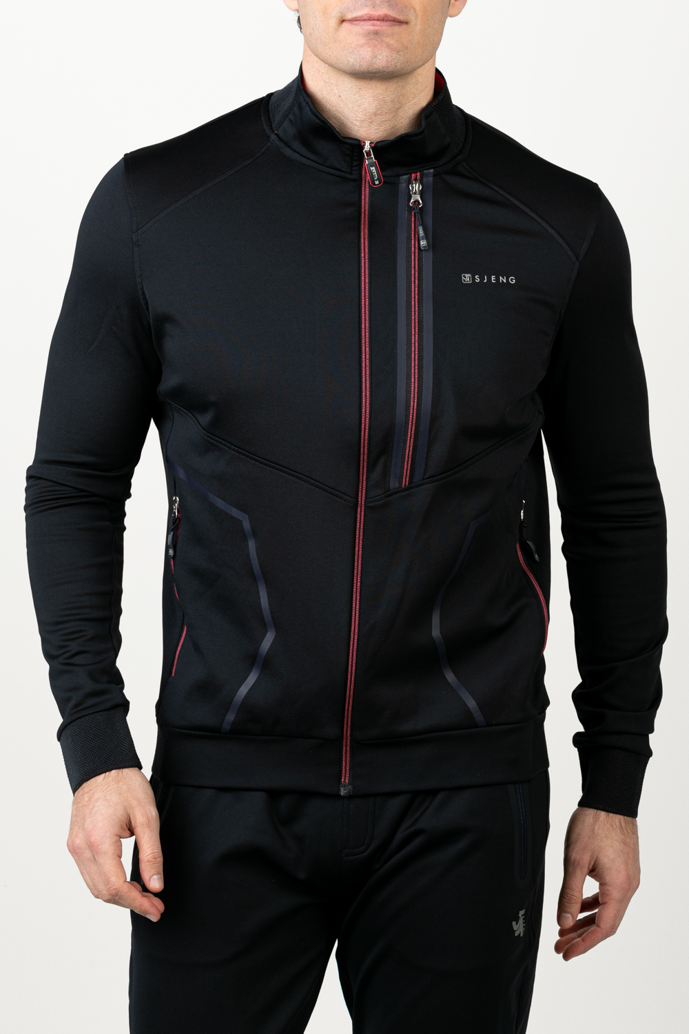 Sjeng Sports MEN FZ TOP VALENTIN