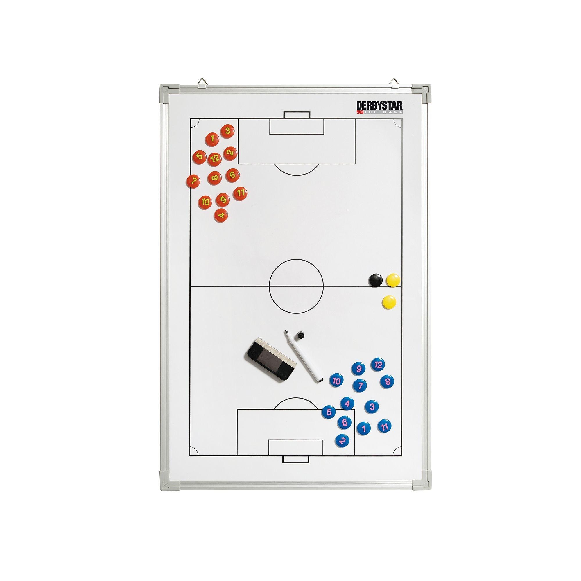 Derbystar Tactiekbord Voetbal 45x30CM