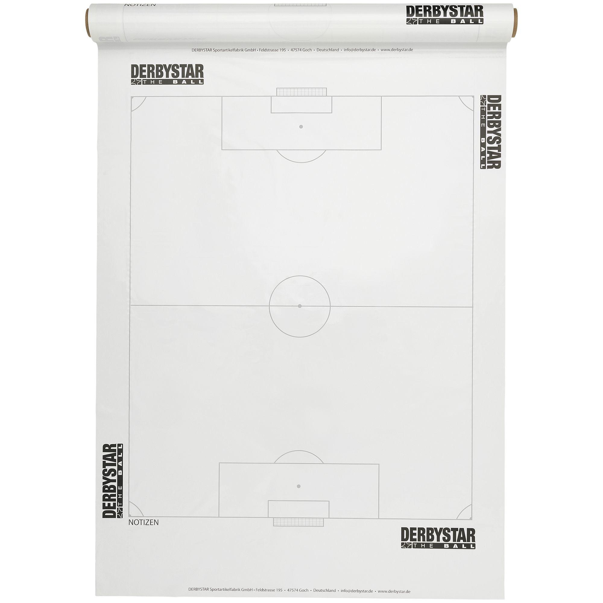 Derbystar Tactiekfolie Voetbal