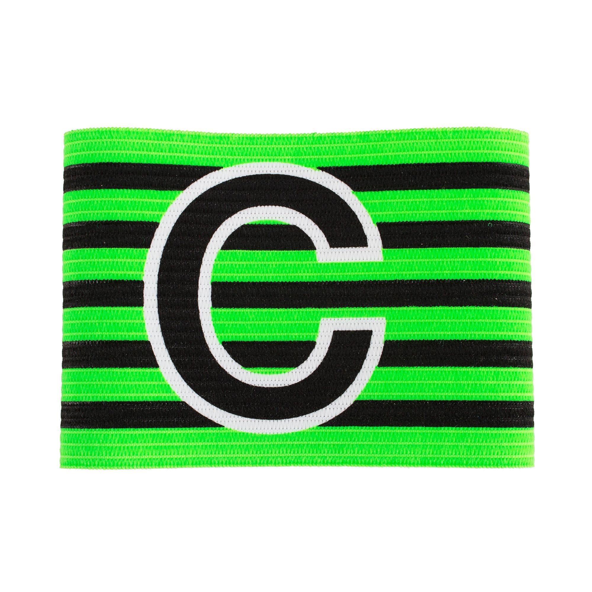 Stanno Aanvoerdersband verstelbaar Groen
