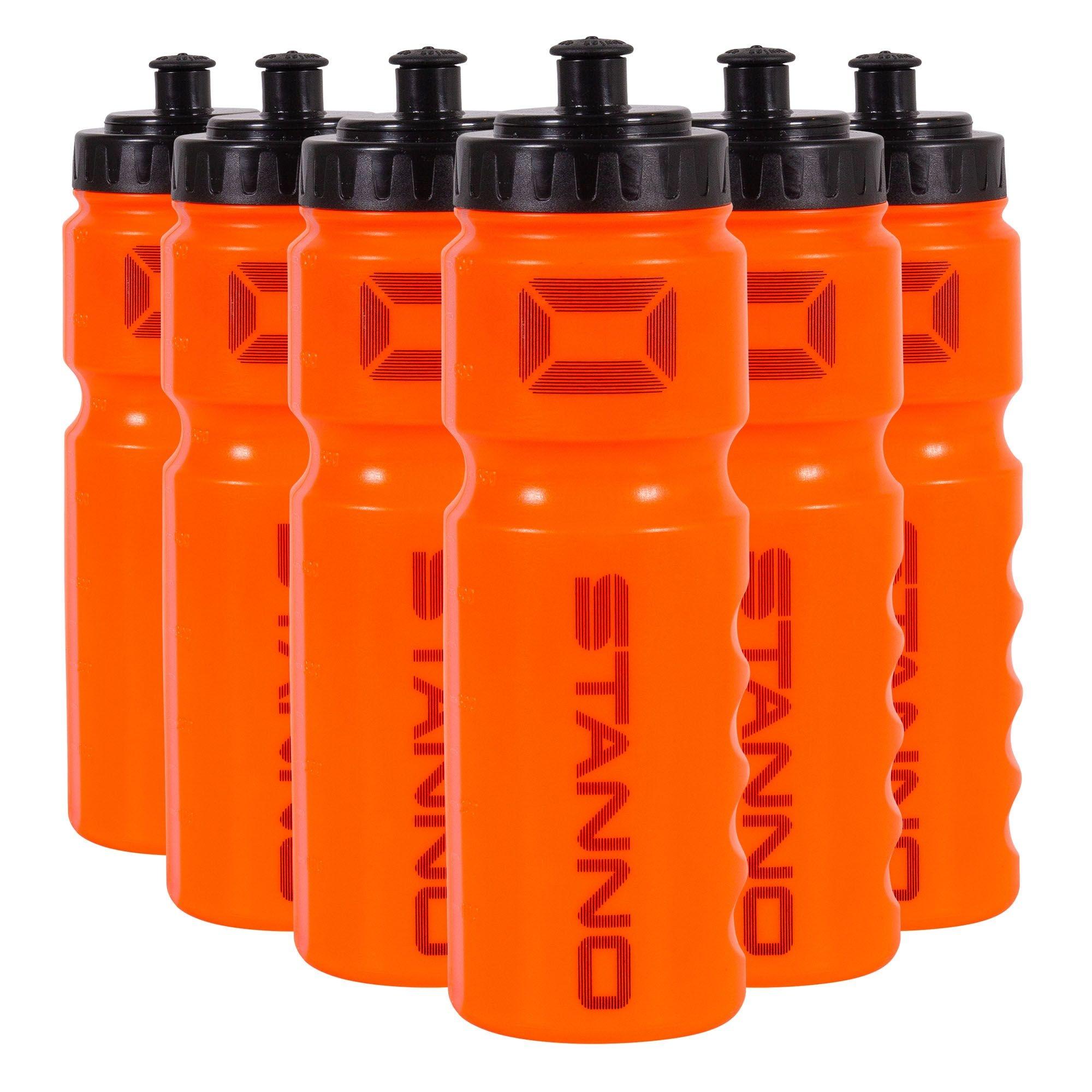 Stanno Athlete Bidon Set (6 stuks) Oranje