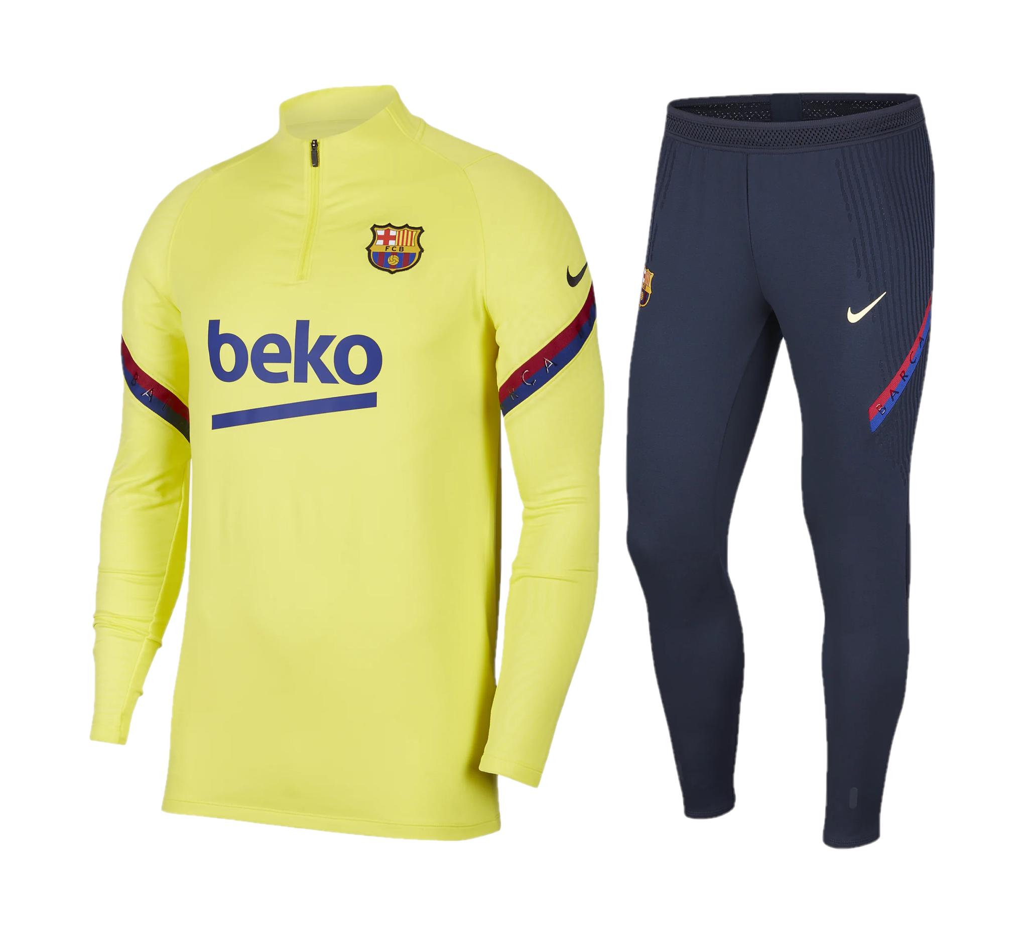 Nike FC BARCELONA TRAINING PAk 2019-2020