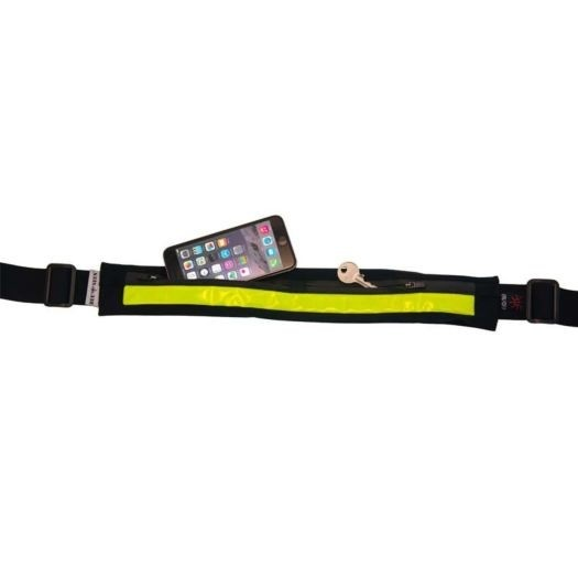 BEE SPORTS BEE SEEN Led Waistbag Lime