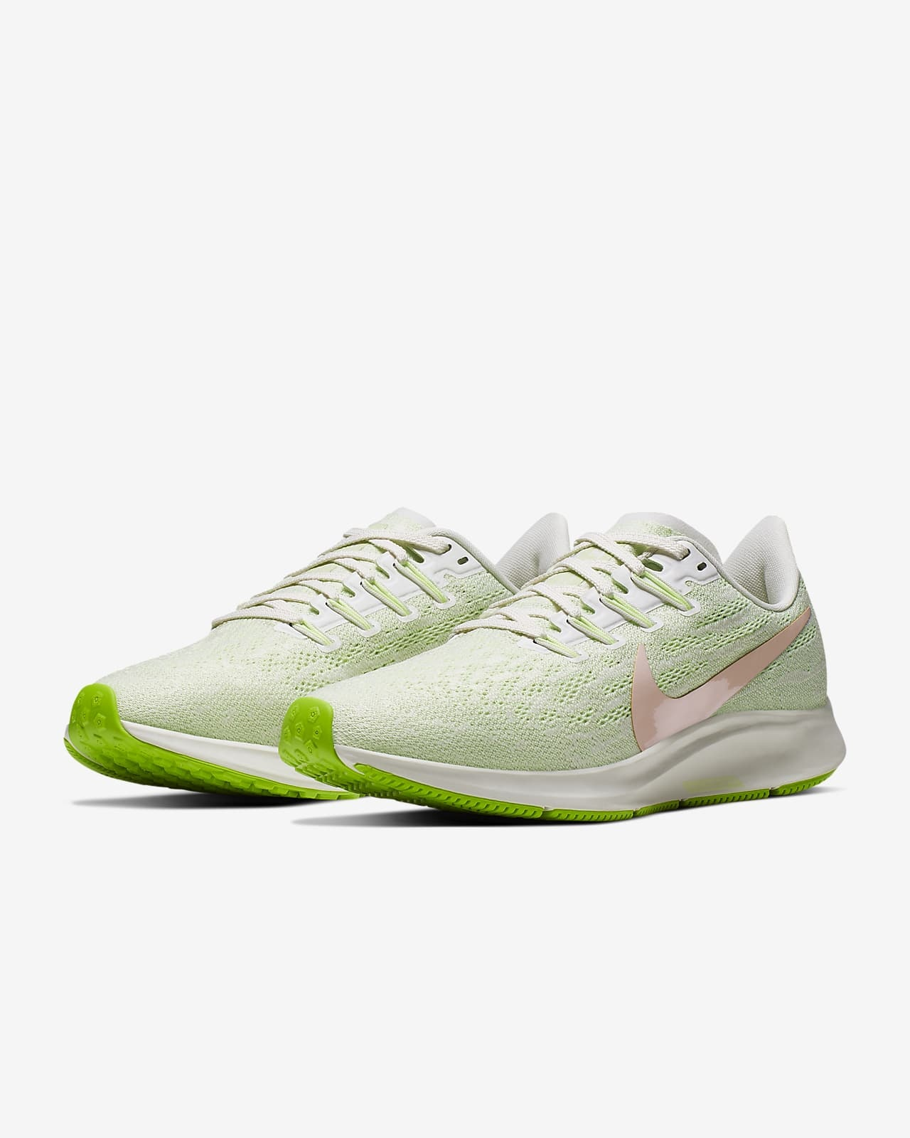 Nike AIR ZOOM PEGASUS 36 WMNS COMFORTABELE NEUTRALE HARDLOOPSCHOEN