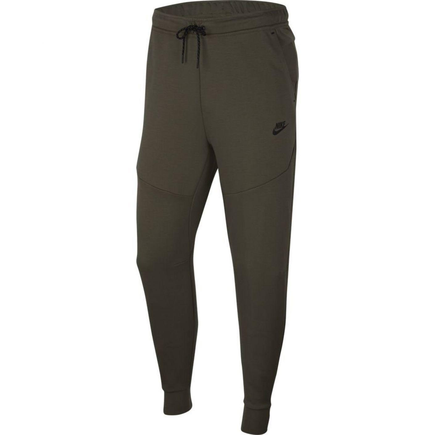 Nike Tech Fleece Jogger Groen