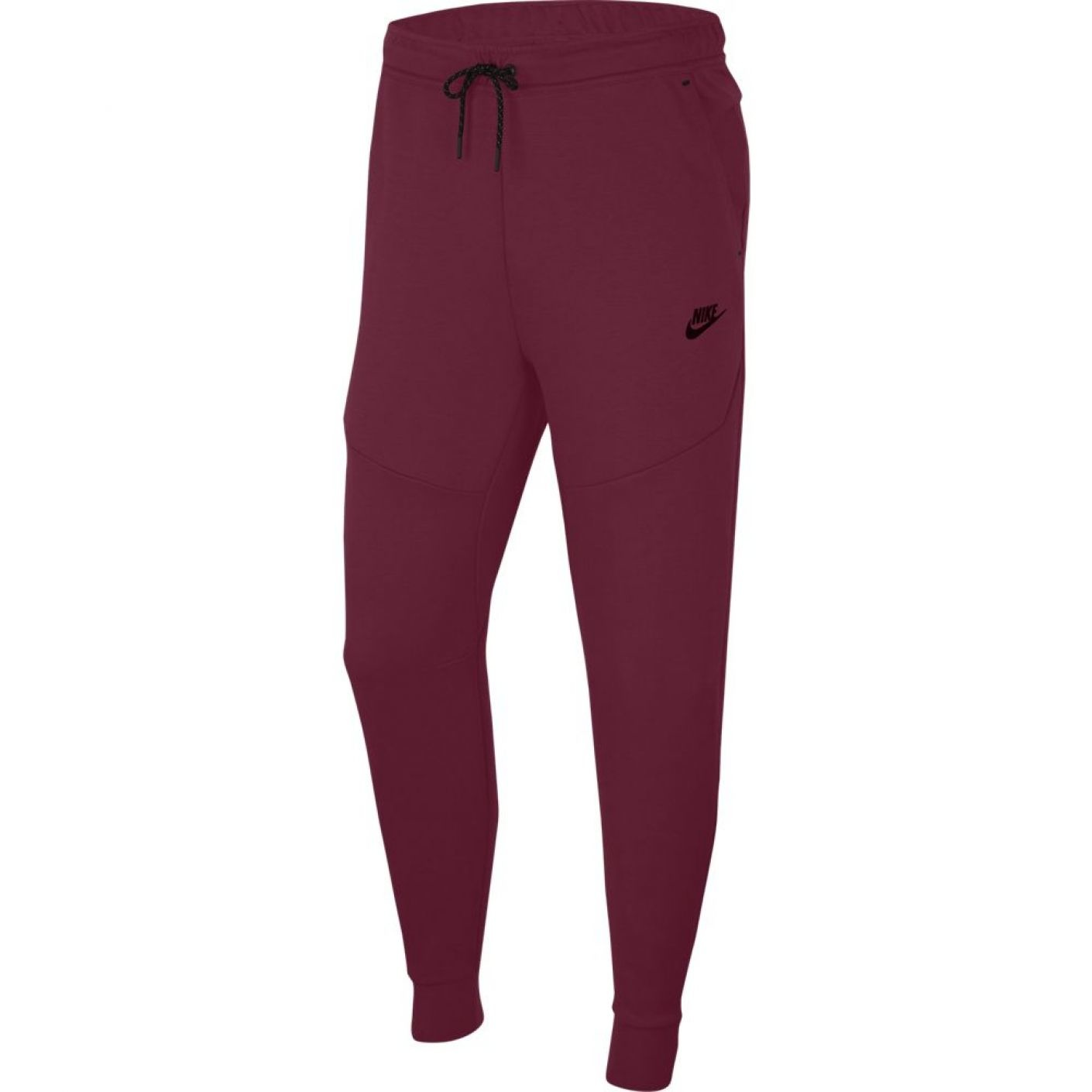 Nike Tech Fleece Jogger Bordeaux Rood