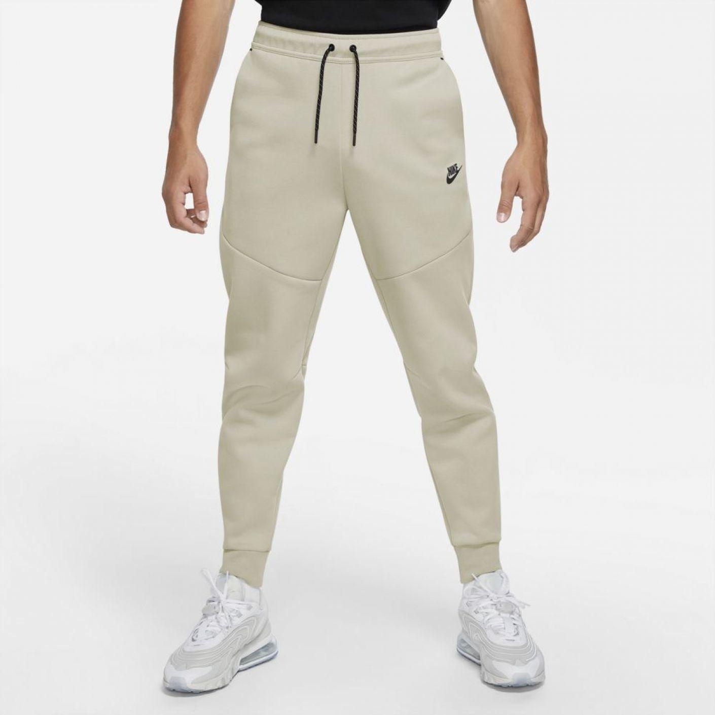 Nike Tech Fleece Jogger Grijs Licht Grijs
