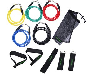 Tunturi Multifunctional Resistance Band Set