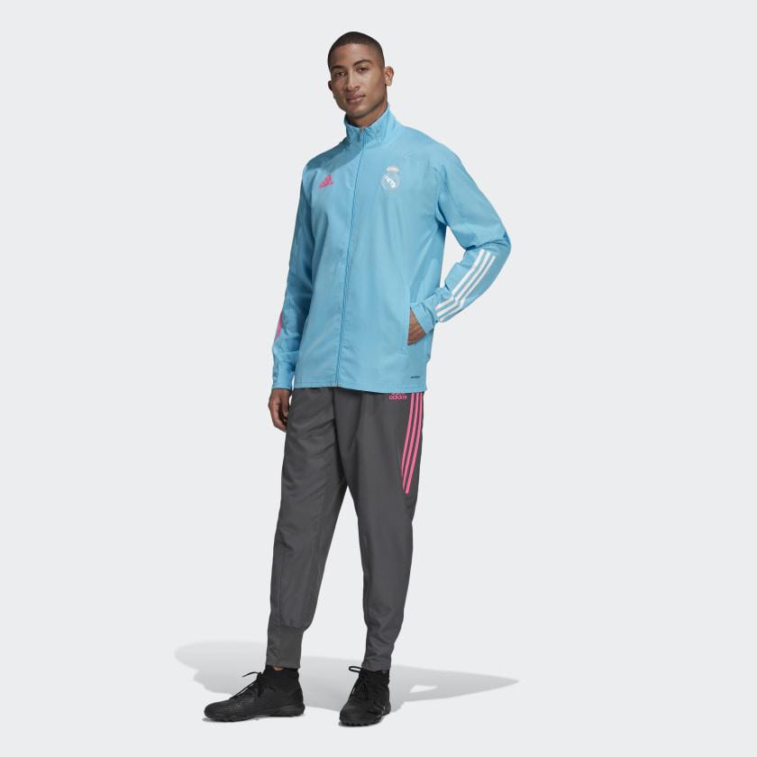 Adidas REAL MADRID PRESENTATIEPAK