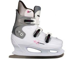 Nijdam Ijshockeyschaatsen Wit