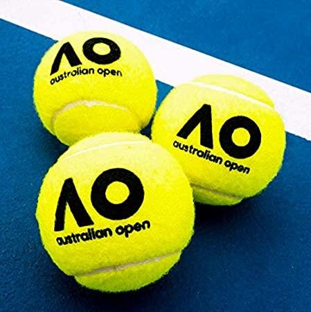 Dunlop Australian Open Officiële Tennisbal 3-tin