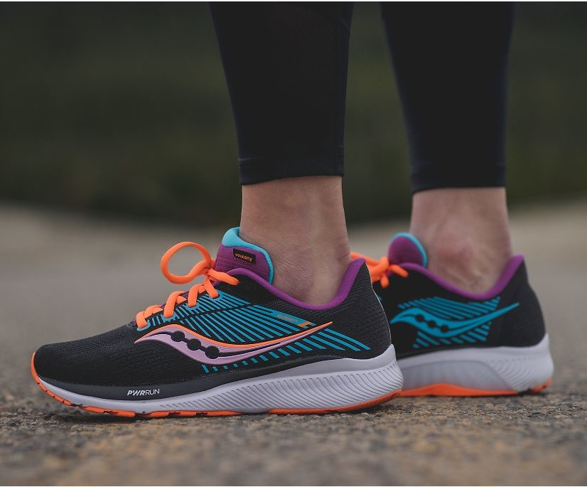 Saucony Guide 14 Dames Future Black