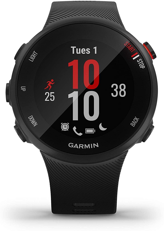 GARMIN GARMIN FORERUNNER 45 GPS RUNNING WATCH WITH GARMIN COACH