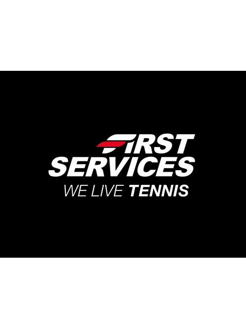 FIRST SERVICES Combinatie LIDMAATSCHAP + 15 Tennislessen van First Services (min 6 kids) OP TC SCHIEBROEK