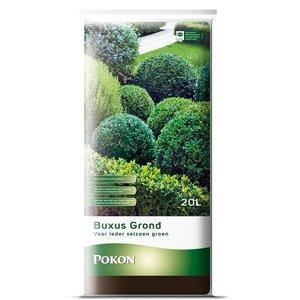 Pokon Buxus Grond 20liter Bio - 7.5kg OP=OP