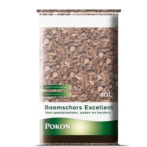 Pokon Boomschors Excellent 40L - 8kg