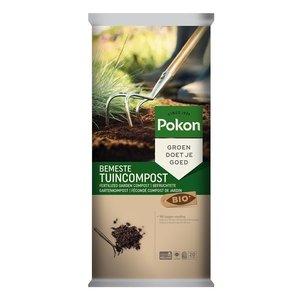 Pokon Bemeste Tuincompost Bio 20L - 8kg