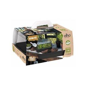 Elho Green Basics all-in-1 Growkit - Zwart