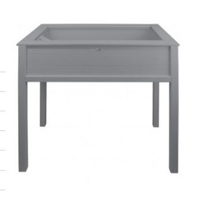 Esschert Design Kweekkas op poot Grijs - CF35G