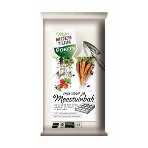 Pokon Moestuinbakken Mix 45L - 16.8 kg