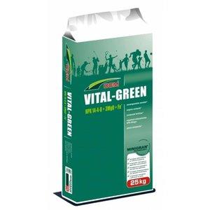 DCM Vital green 14-4-8+35 MgO 25 kg