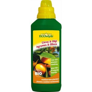 ECOstyle Citrus&Olijf plantvoeding 500 ml