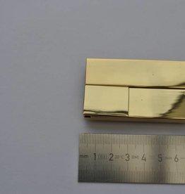F28 Kliksluiting goud