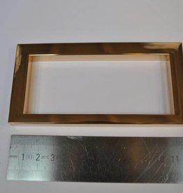 PFT 0975 ORCF H17 Handvat rechthoekig goud