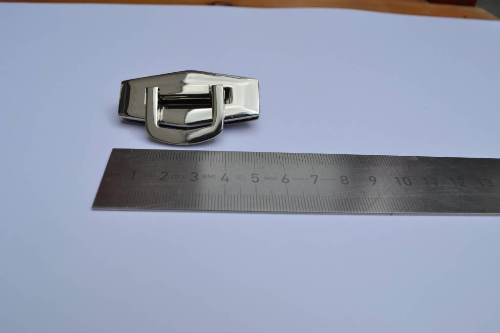 PFT 0355 NK Sluiting zilver