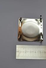 PFT 0029 NK Rechthoekige plaat zilver