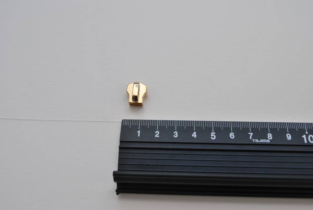T12 Ritsslider goud 5