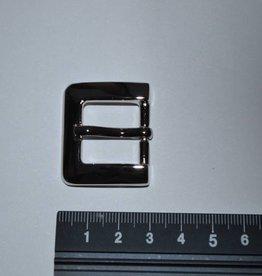 BU20 Gesp 20mm zilver