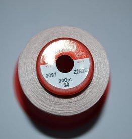 SER30/0097 garen lichtroze/nude