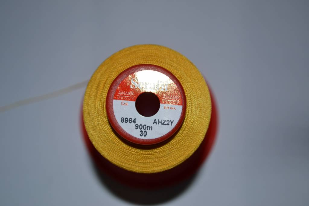 SER30/8964 garen Oranjegeel