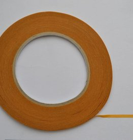 Dubbelzijdige tape 3mm 25m/rol
