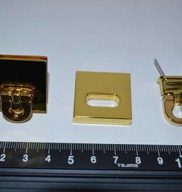 F6 Sluiting goud