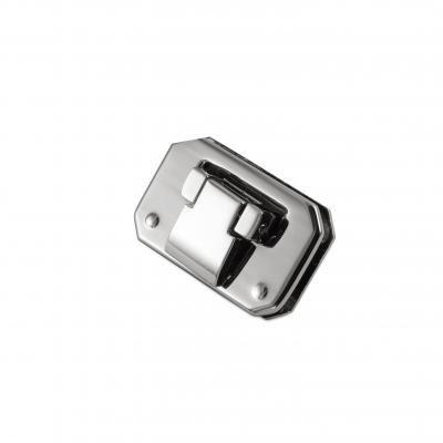 Sluiting rechthoekig zilver