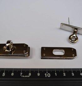 TW41 Sluiting zilver