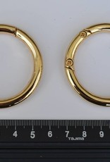 R49 Ring goud  40mm