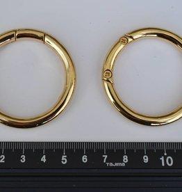 R49 Ring goud 40mm