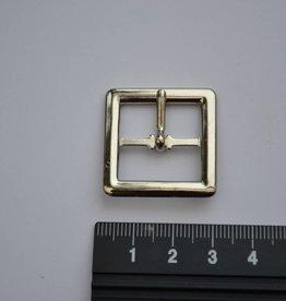 BU78 Gesp 20mm zilver