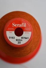 SER30/0163 Serafil garen cognac