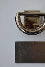 Kliksluiting zilver
