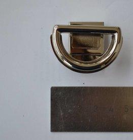 F58 Kliksluiting zilver