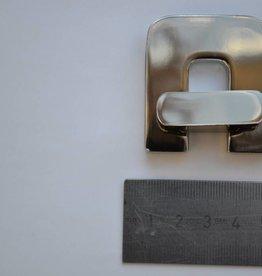 TW26 Draaisluiting zilver