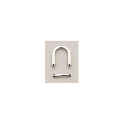d-ring zilver 8mm