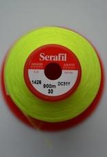SER30/1426 Serafil garen 30 fluo geel